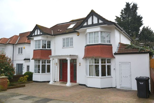 Thumbnail Detached house to rent in Elliot Road, Hendon