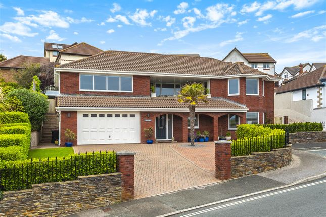 Thumbnail Detached house for sale in Trevean Way, Newquay