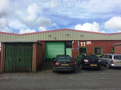 Thumbnail Light industrial to let in Unit 11, Vastre Industrial Estate, Newtown