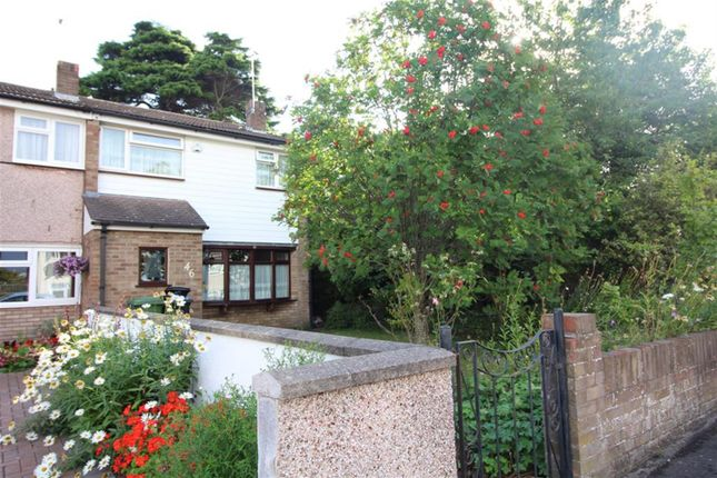Thumbnail End terrace house for sale in Radley Road, Fishponds, Bristol