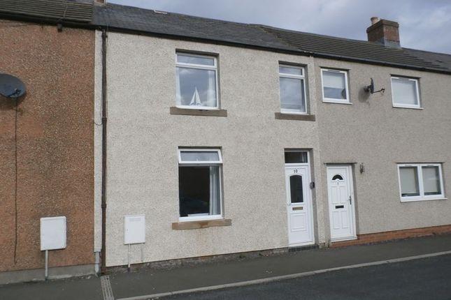 Thumbnail Terraced house to rent in Acklington Street, Amble, Morpeth