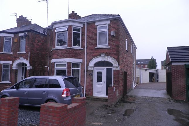 Thumbnail Detached house to rent in Hall Road, Hull, East Riding Of Yorkshire
