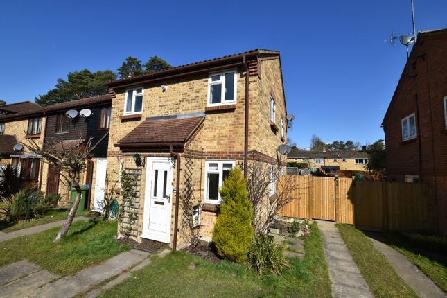 Thumbnail Mews house to rent in Townsend Close, Bracknell