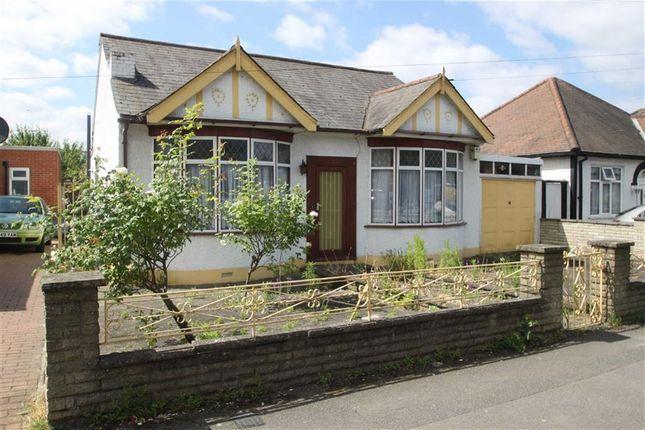 Thumbnail Detached bungalow for sale in Sinclair Road, London