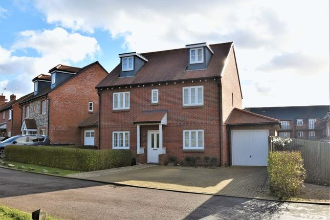 Thumbnail Detached house for sale in Kingshill Crescent, Downley, High Wycombe