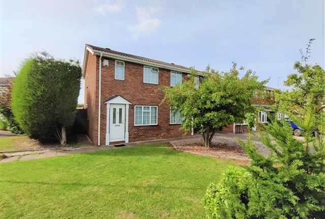 Thumbnail Property to rent in Brompton Drive, Brierley Hill
