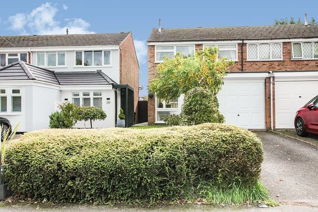 3 bed semi-detached house to rent in Smorrall Lane, Bedworth CV12