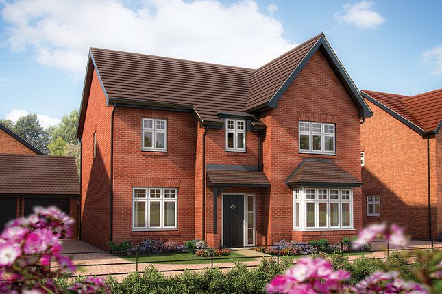 """Thumbnail Detached house for sale in """"The Birch"""" at Warwick Road, Kenilworth"""