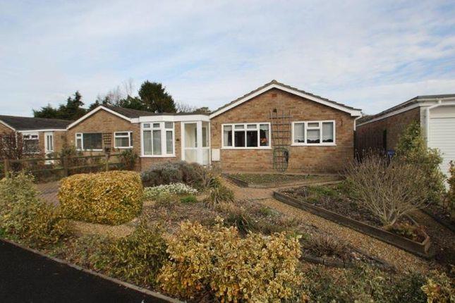 Thumbnail Bungalow for sale in Richards Way, Harnham, Salisbury, Wilts
