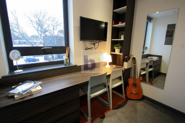 Thumbnail Studio to rent in Clarence Street, Newcastle Upon Tyne