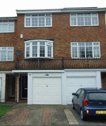 Thumbnail Terraced house for sale in Ham Hill, Snodland
