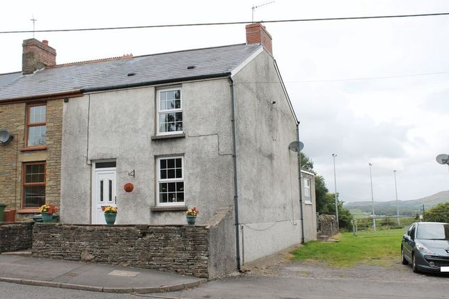 Thumbnail Terraced house to rent in Newbridge Road, Llantrisant