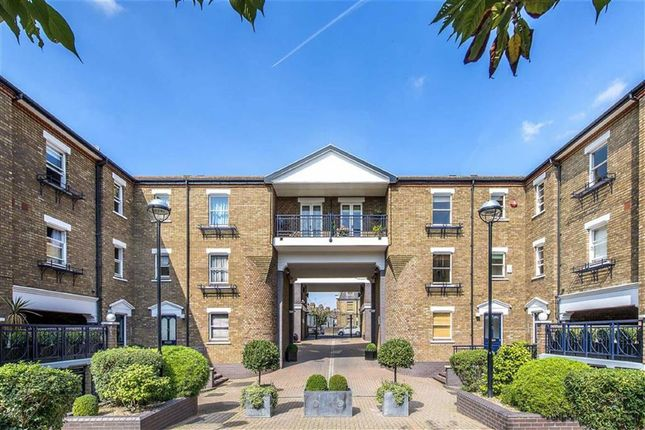 Thumbnail Terraced house to rent in Marryat Square, Wyfold Road, London