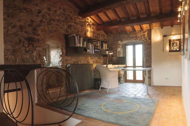 Study of Casa Montecastelli, Umbertide, Umbria