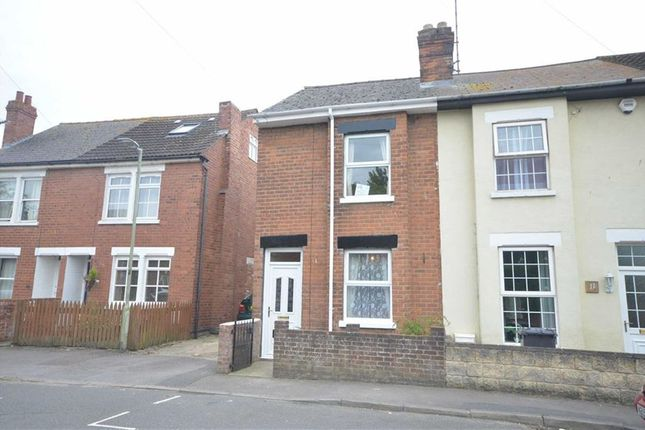 Thumbnail End terrace house for sale in Hemmingsdale Road, Hempsted