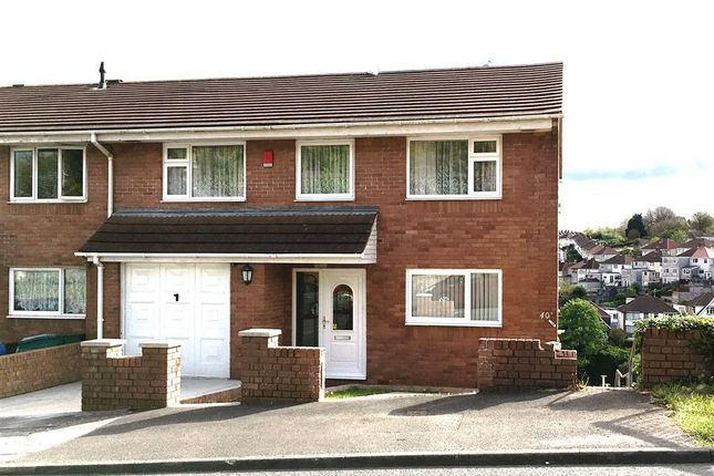 Thumbnail 2 bed flat to rent in Poole Park Road, Plymouth