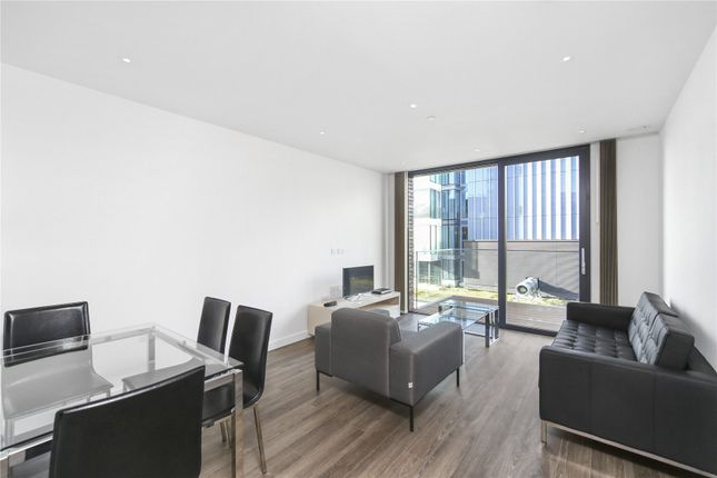 Thumbnail Flat to rent in Catalina House, Goodman Fields, 4 Canter Way, London