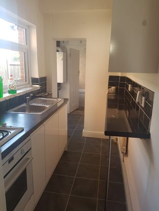 Thumbnail Terraced house to rent in Medina Road, Birmingham