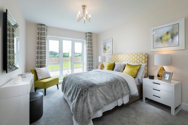 Thumbnail Detached house for sale in Plot 128 The Clermont, Egstow Park, Off Derby Road, Clay Cross, Chesterfield