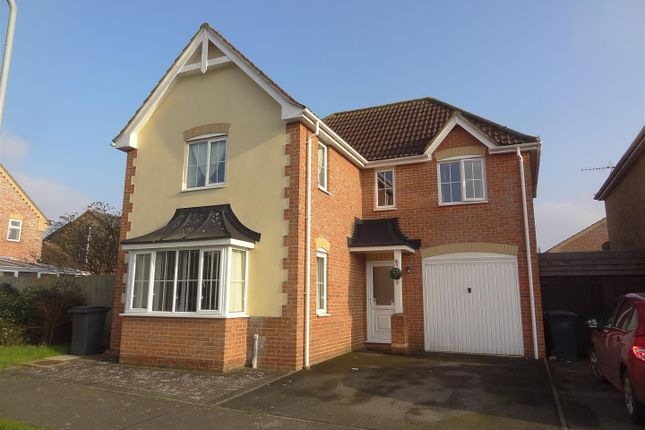 4 bed detached house for sale in Redwood Avenue, Sleaford