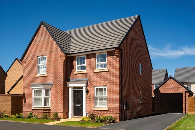 "Thumbnail Detached house for sale in ""Holden"" at Park View, Moulton, Northampton"