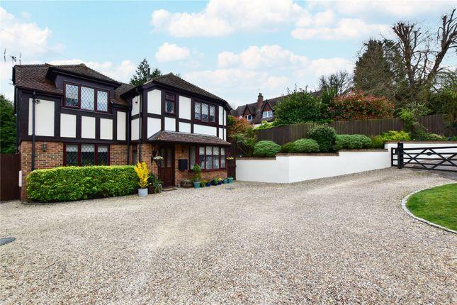 Thumbnail Detached house for sale in Solesbridge Lane, Chorleywood, Hertfordshire