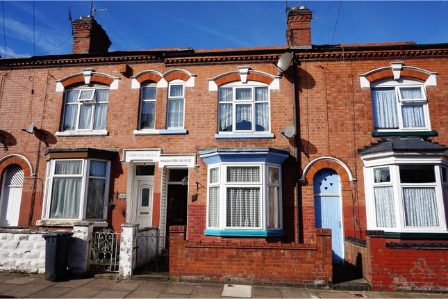 Thumbnail Terraced house for sale in Oban Street, Leicester