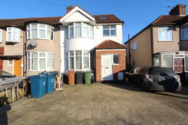 Thumbnail Flat to rent in Malvern Gardens, Queensbury, Harrow