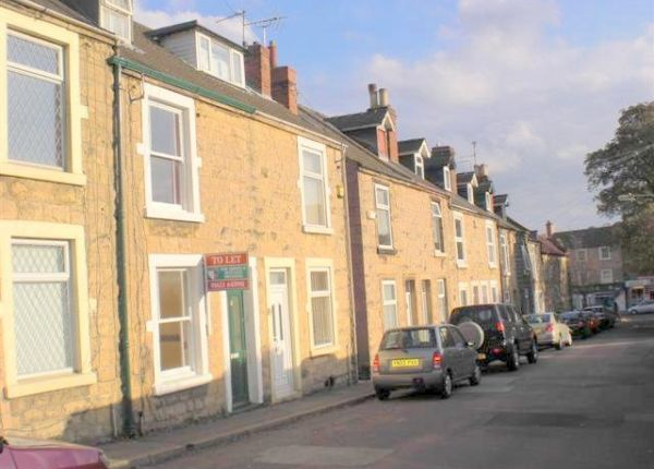 Thumbnail Terraced house to rent in Parkers Lane, Mansfield Woodhouse