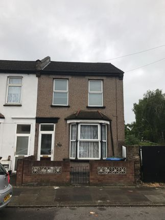 Thumbnail End terrace house to rent in Rays Road, London