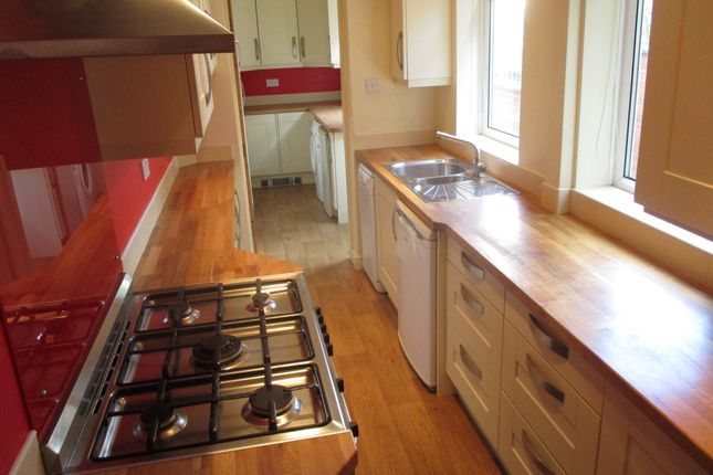 2 bed terraced house to rent in Repton Street, Woodgate, Leicester