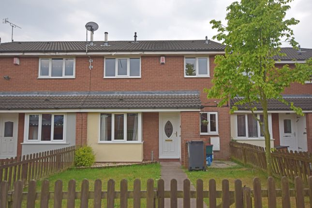 Thumbnail Mews house to rent in Cresswell Avenue, Newcastle-Under-Lyme