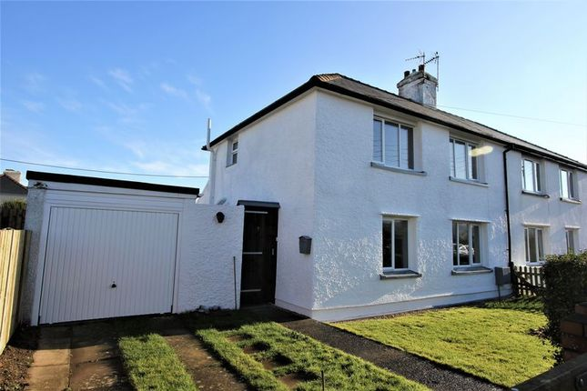 Thumbnail Semi-detached house for sale in Barons Close, Llantwit Major