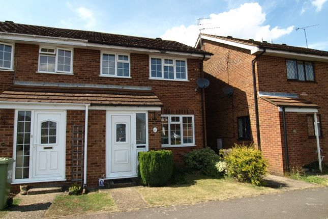 3 bed end terrace house for sale in Petersham Close, Newport Pagnell, Buckinghamshire