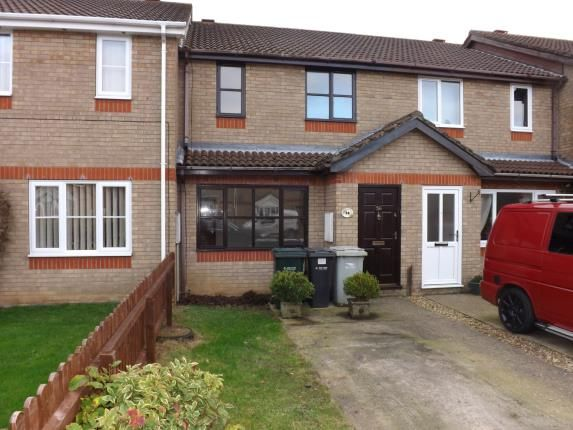 Terraced house for sale in Fulmar Drive, Louth