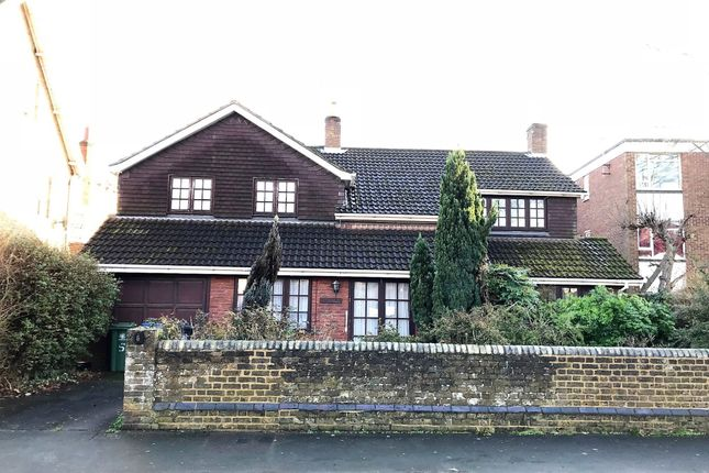 Thumbnail Detached house for sale in Stratford Road, Watford