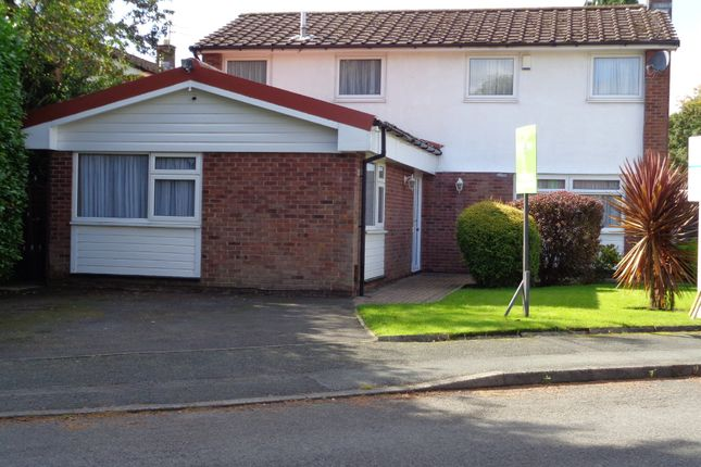 Thumbnail Detached house to rent in Sergeants Lane, Whitefield, Manchester