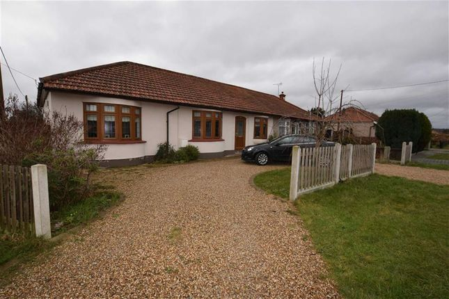 Thumbnail Semi-detached bungalow for sale in Giffords Cross Avenue, Corringham, Essex