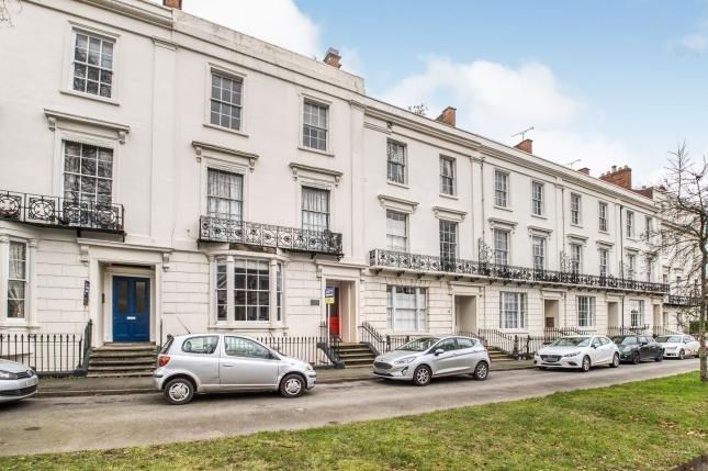 Thumbnail Flat for sale in Bertie Terrace, Warwick Place, Leamington Spa, Warwickshire