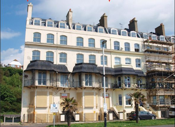 Thumbnail Block of flats for sale in 14 & 15 Marine Parade, Folkestone, Kent