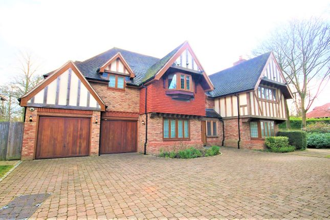 5 bed detached house for sale in Court Road, Eltham, London