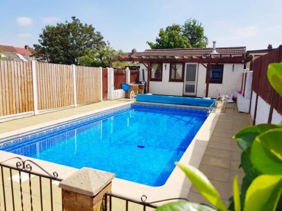Swimming Pool of Mawneys, Romford, Havering RM7