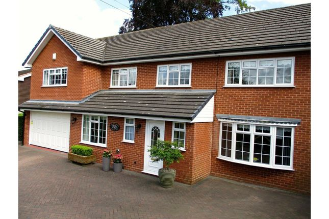 Thumbnail Detached house for sale in Histons Hill, Codsall, Wolverhampton