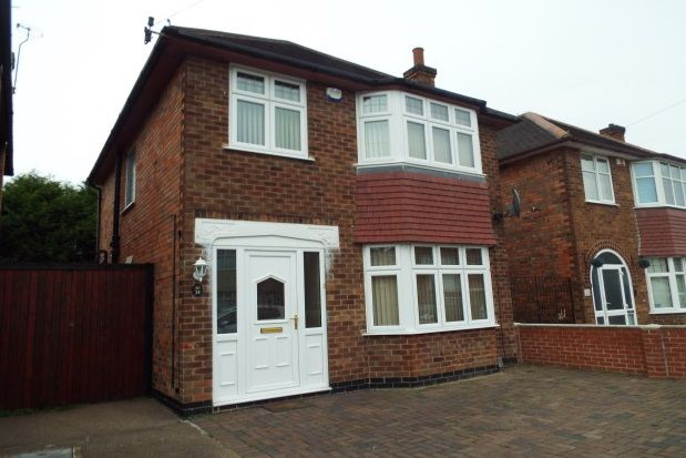 Thumbnail Property to rent in Heckington Drive, Wollaton, Nottingham
