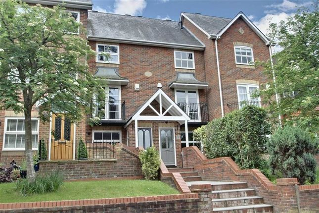 Thumbnail Town house for sale in Shrublands Road, Berkhamsted, Hertfordshire