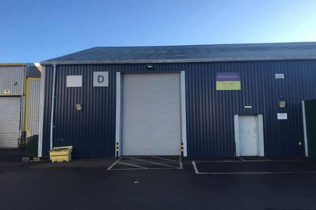 Thumbnail Light industrial to let in Sir Alfred Owen Way, Pontygwindy Industrial Estate, Caerphilly