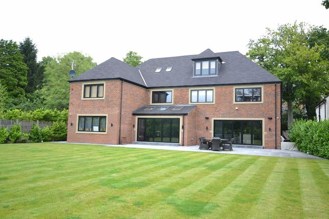Thumbnail Detached house for sale in Styal Road, Wilmslow