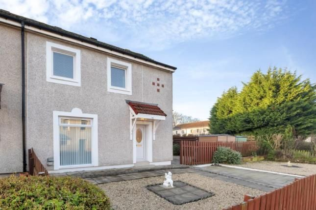 External of Mitchell Avenue, Cambuslang, Glasgow, South Lanarkshire G72