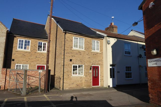 Thumbnail Terraced house to rent in Wood Street, Taunton