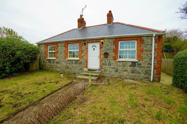 Thumbnail Detached bungalow for sale in 36 Lisbane Road, Kircubbin